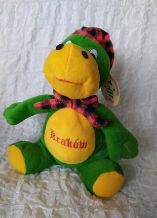 Мягкая игрушка дракончик дракон, можно подвешивать