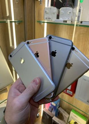 iPhone 6/6s 16/32/64/128Gb Neverlock Space Gray/Silver/Gold