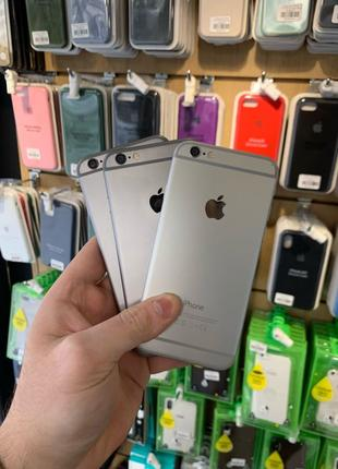 iPhone 6 16/64/128Gb Neverlock | Space / Silver / Gold