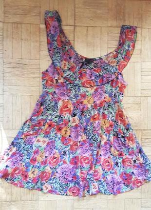 Сарафан летний , платье большого размера