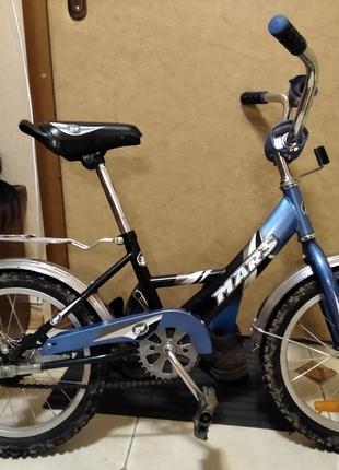 Велосипед детский Mars колеса 16