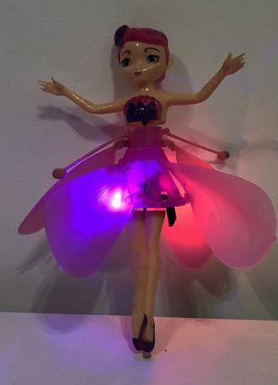 Летающая кукла фея Flying Fairy летит за рукой Волшебная фея