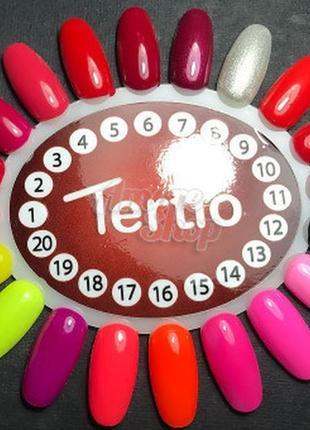 Гель-лак Tertio 10 мл