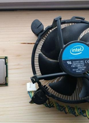 Процессор i3-540 + Кулер(Охлаждение) s1156