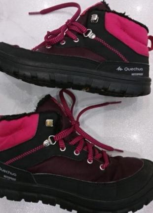 Водонепроникні черевики  quechua decathlon