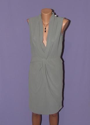 Платье-футляр somerset с v-образным вырезом vlabel