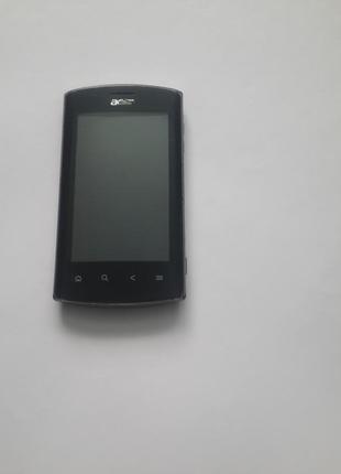 Acer s120 mt Liquid Metal / смартфон Асер