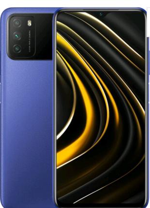 Poco M3 4/64GB Blue