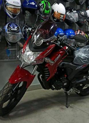 Продам мотоцикл Лифан 200 кубов