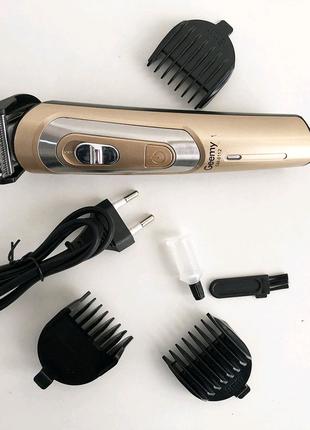 Беспроводная машинка для стрижки волос