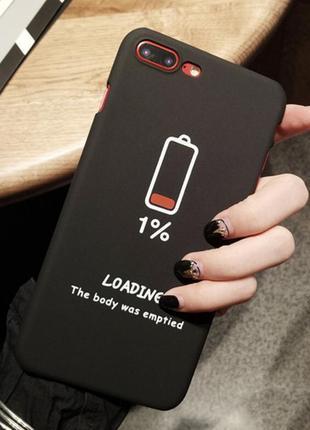 Чехол на айфон 7+|8+