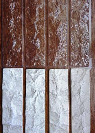 Многоразовые формы для изготовления гипсовой плитки