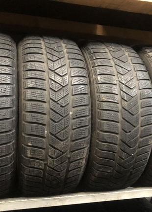 Шини/резина R17-215-55 Pirelli Sottozero 3,стан 80%