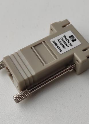 COM to RG45 HP 5189-6795 ProCurve