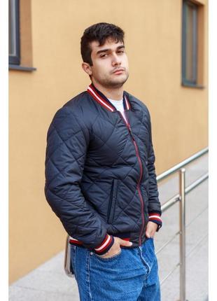 Мужская демисезонная куртка , бомбер мужской осень весна