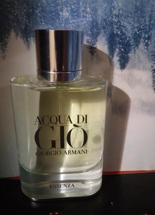 Acqua di Gio Essenza Giorgio Armani 75 ml винтаж