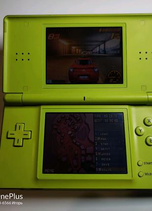 Игровая приставка Nintendo DS Lite модель USG-001