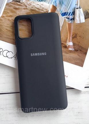 Чохол для Samsung A515F/DS Galaxy A51, чорний, Original Soft Case