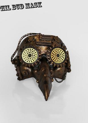 Доктор Чумы маска с носом