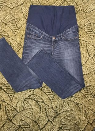 Штаны для  беременных 42 размер. Джинсы для беременных 42 размер