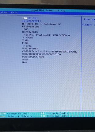 "led матрица 10,1"" 1366х768 IVO M101NWN8 оригинал"