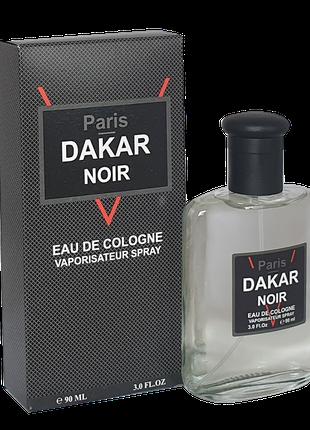 Одеколон Dakar Noir