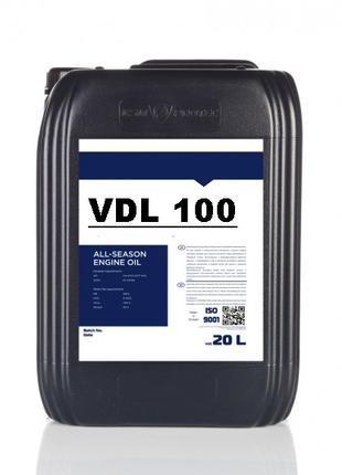 Масло для поршневых компрессоров VDL 100