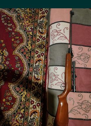 Продам пневматичну гвинтівку