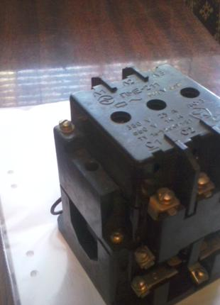 Новий електромагнитний пускач ПМЕ-212