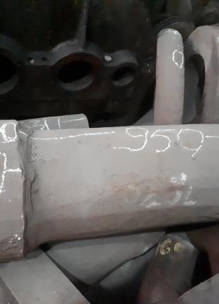 Поковка граната L-950мм диам.-340мм  L-270мм  диам.-430 мм  ст.30