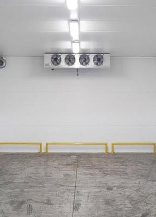 Холодильная никзкотемпературная камера 140 кубов со всеми агре...