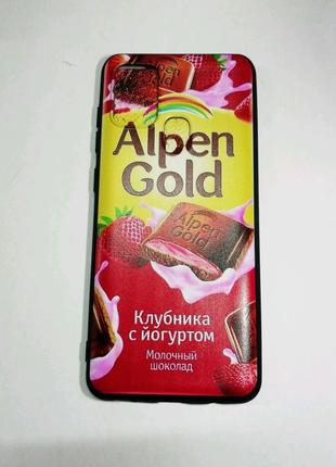 Мягкий чехол для Samsung Galaxy  A21S