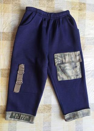 Мягкие штаны штанишки на 4-5лет