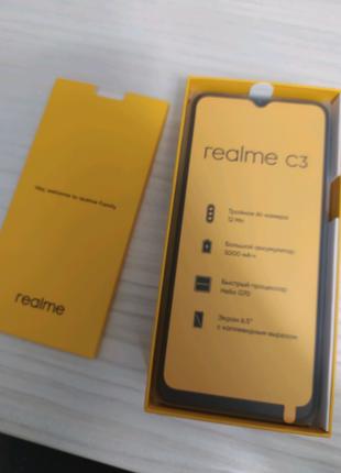 Телефон realme c3 xiaomi redmi oppo huawei oneplus poco samsung
