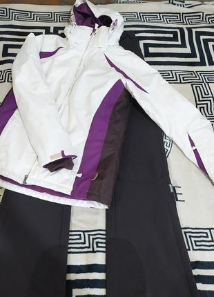 Лыжный комплект штаны и куртка от recco