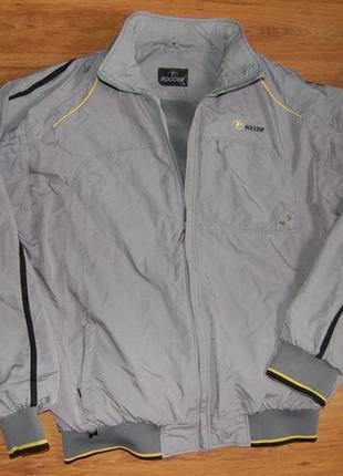 Куртка soccer, утепленная