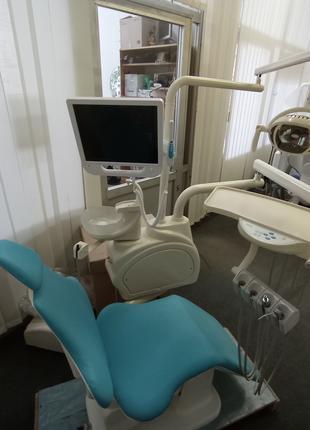 Стоматологічна установка нова + крісло б/у (Німеччина)
