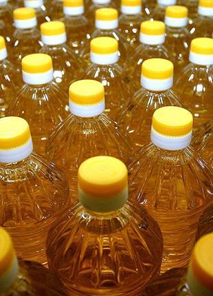 Продам Масло подсолнечное рафинированное дезодорированное Украина