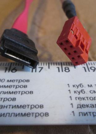 Планка портов в корпус Port eSATA IEEE1394 (FireWire, i-Link)