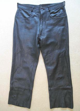 Штаны кожаные IXS, размер 56