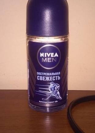 Антиперспирант Nivea men