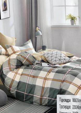 Комплект постельного белья из фланели