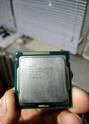 "Intel Pentium G840 2x2,80 ГГц s1155 ""Sandy Bridge"""