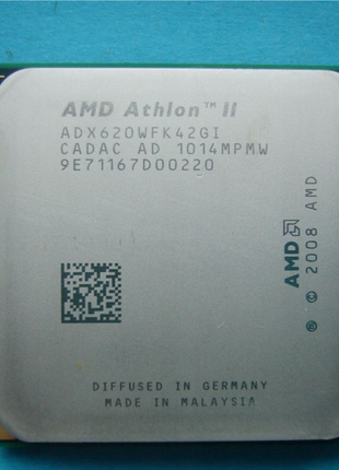 AMD Athlon II X4 620 2600mhz s.AM2+/AM3 Процессор