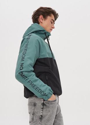 Мужская куртка ветровка house