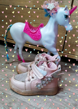Детские ботинки, демисезонные ботинки