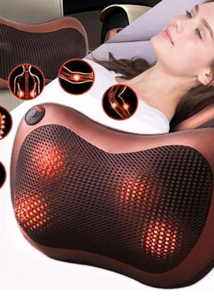 Массажная подушка Massage Pillow