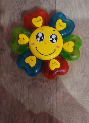 Развивающая игрушка,игрушка умный цветок, детские игрушки