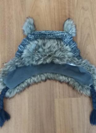 Зимняя шапка, шапка-ушанка