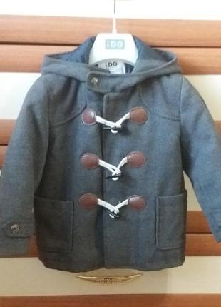 Пальто ido на мальчика